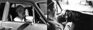 Osho-driving